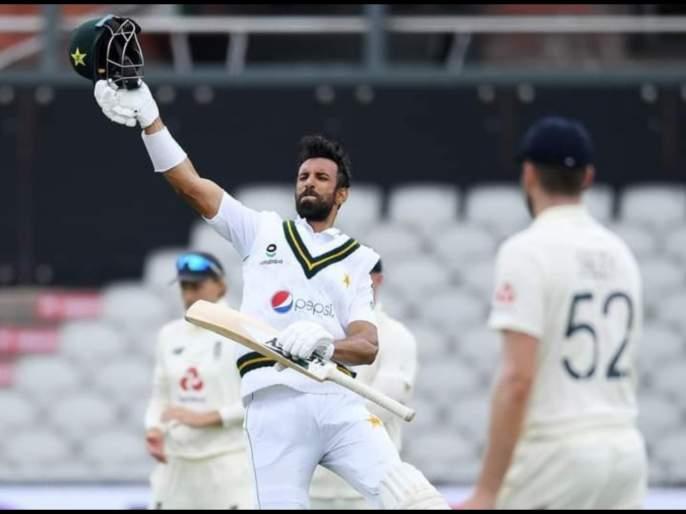 Shaan Masood's brilliant century | England vs Pakistan 1st Test: पहिल्याच सामन्यात शान मसूदचे शानदार शतक