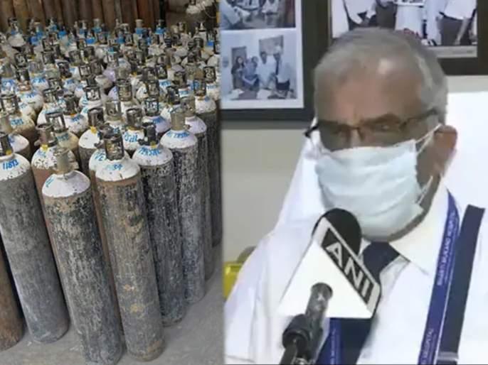 shanti mukund hospital in delhi faces oxygen shortage and ceo get emotional | Oxygen Shortage: ऑक्सिजन खूप कमी आहे, रुग्ण वाचणार नाहीत; रुग्णालयाच्या CEO ना अश्रू अनावर