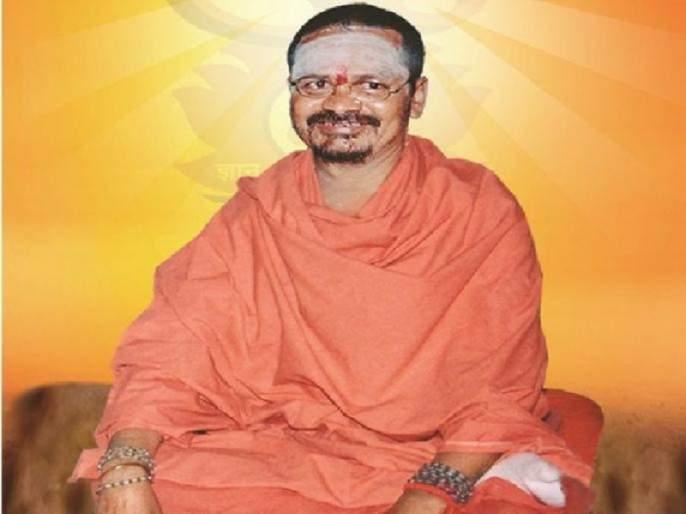 Lok Sabha Election 2019 : Shantigiri Maharaj's words are our policy; Jai Babaji devotee groups decision | Lok Sabha Election 2019 : शांतीगिरी महाराज सांगतील तेच आमचे धोरण; जय बाबाजी भक्त परिवाराच्या बैठकीतील सूर