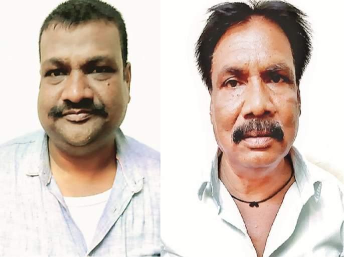 The arrest of weekly editor and the journalist in Aurangabad | साप्ताहिकाच्या संपादक व पत्रकारास खंडणी घेताना अटक
