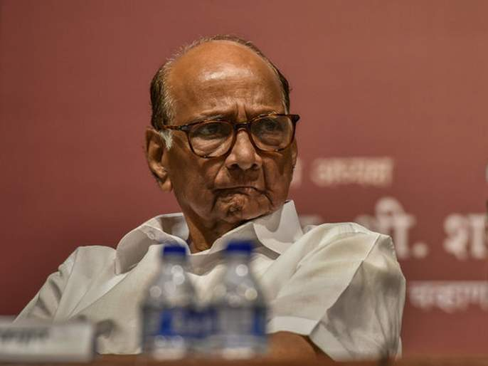 people will lose faith on elections if bjp wins baramati lok sabha seat says ncp chief sharad pawar | बारामतीत भाजपा जिंकल्यास लोकांचा निवडणुकीवरील विश्वास उडेल- पवार