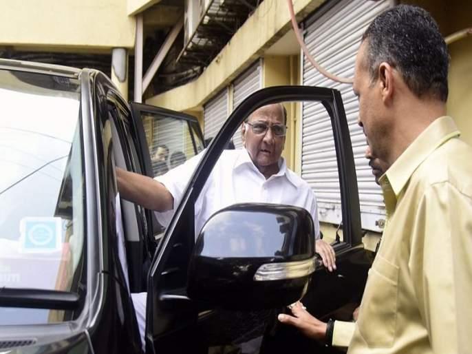 Sharad Pawar will take on Kalyan-Dombivli party on the flutter today | कल्याण-डोंबिवलीतील पक्ष कलहावर शरद पवारांकडून आज झाडाझडती