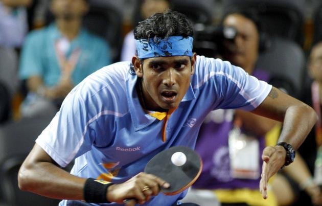 Indian table tennis played well in the Commonwealth Games | राष्ट्रकुल स्पर्धेत भारतीय टेबल टेनिसपटूंचा धडाका
