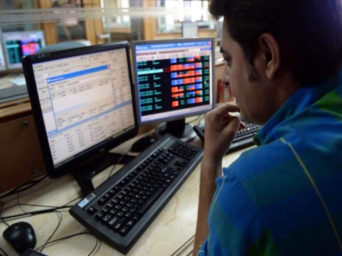 Share Market: Investors sink Rs 8.77 lakh crore, stock market plummets | Share Market : गुंतवणूकदारांचे बुडाले8.77 लाख कोटी रुपये, शेअर बाजारात घसरण