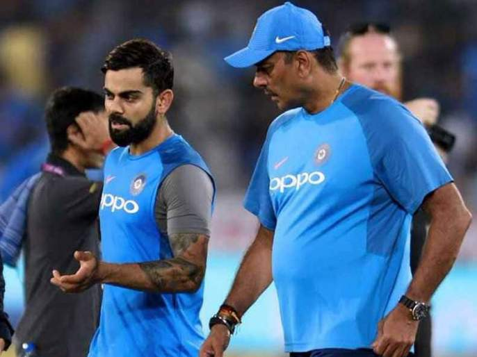 Ravi Shastri makes one MAJOR request to CAC members during coach-selection interview: Report | रवी शास्त्रींनी मुलाखतीत सल्लागार समितीकडे केली महत्त्वाची मागणी