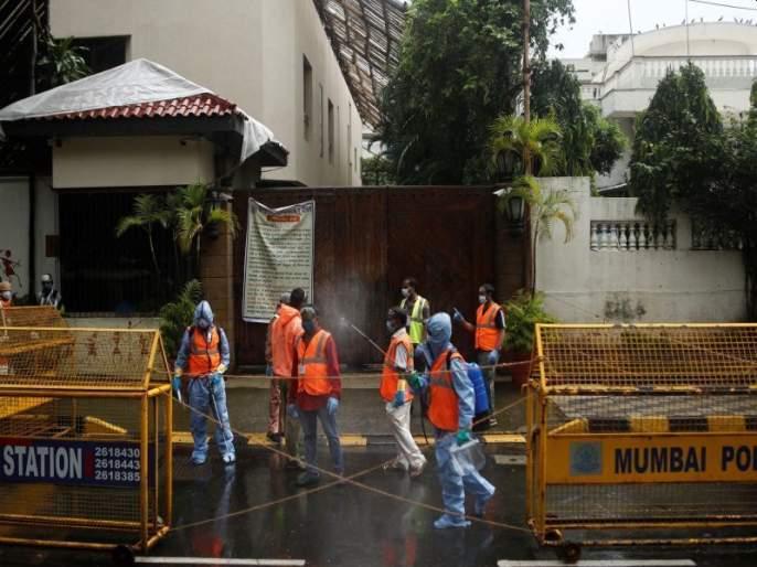 CoronaVirus News: No new corona strain in Mumbai; Municipal administration information   CoronaVirus News: मुंबईत कोरोनाचा नवीन स्ट्रेन नाही; पालिका प्रशासनाची माहिती