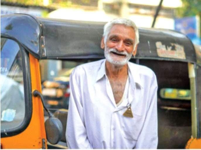 Rs 24 lakh assistance to Desraj who drives a rickshaw to fulfill his grandson's dream   नातीच्या स्वप्नपूर्तीसाठी रिक्षा चालविणाऱ्या देसराज यांना २४ लाखांची मदत;दानशूर व्यक्तींचा पुढाकार