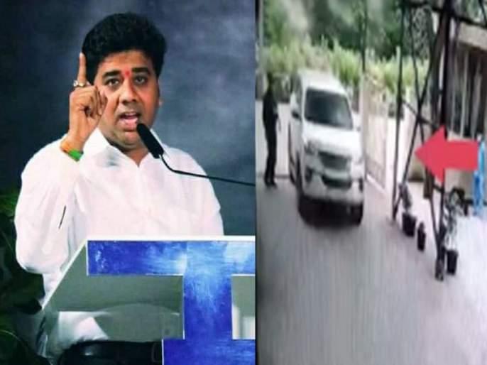 MNS LeaderAvinash Jadhav has claimed that the complaint filed by Thane Municipal Corporation is false   'माझ्या विरोधात मोठं षडयंत्र'; अविनाश जाधव यांनी CCTV व्हिडिओद्वारे सादर केला पुरावा
