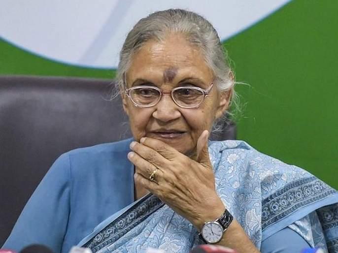 PM Narendra Modi congress leader rahul gandhi others offer condolences on Sheila Dikshits demise | शीला दीक्षित यांच्या निधनाबद्दल पंतप्रधान मोदी, राहुल गांधींनी व्यक्त केलं दु:ख