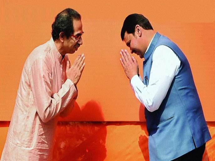 Maharashtra Election 2019: The power belongs to the shiv sena and bjp | महाराष्ट्र निवडणूक निकाल 2019 : सत्ता महायुतीचीच