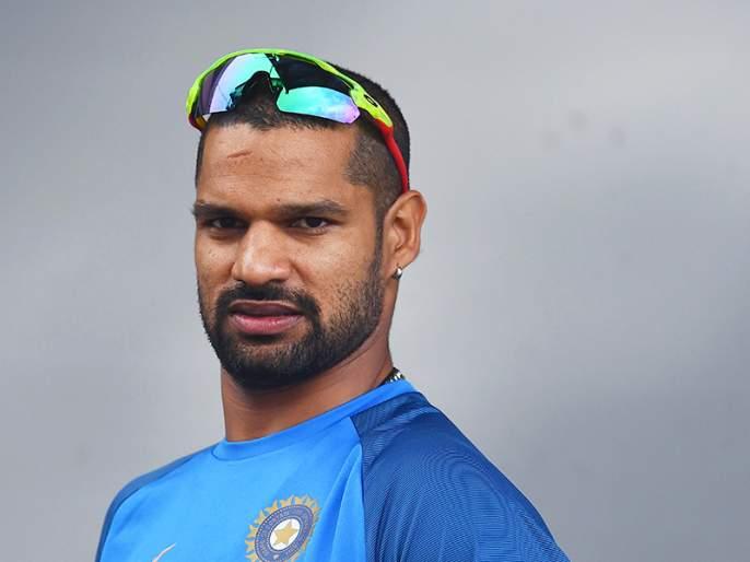 IPL 2021: Rishabh Pant's Courage Affected - Shikhar Dhawan   IPL 2021: ऋषभ पंतचे धैर्य प्रभावित करणारे - शिखर धवन