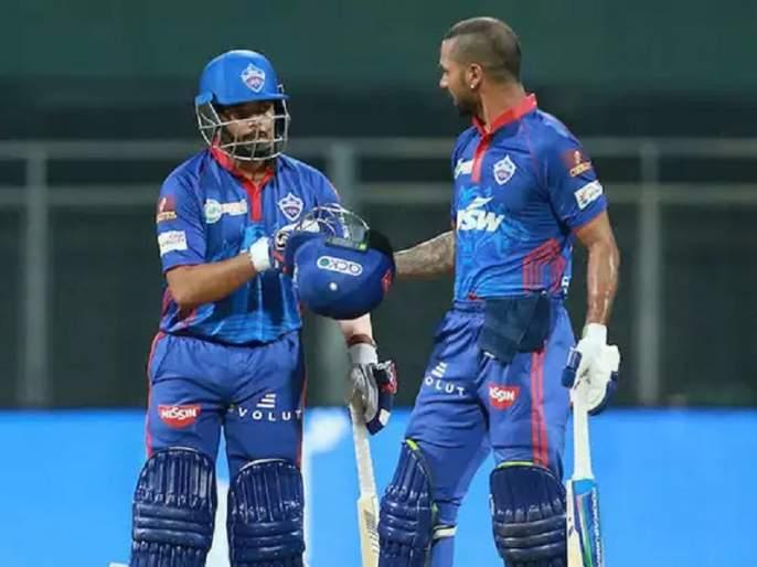 IPL 2021: Shikhar, Prithvi 'Strong'; Delhi Capital has made CSK a one-sided victim | IPL 2021: शिखर, पृथ्वी 'दमदार'; दिल्ली कॅपिटल्सने केली सीएसकेची एकतर्फी शिकार