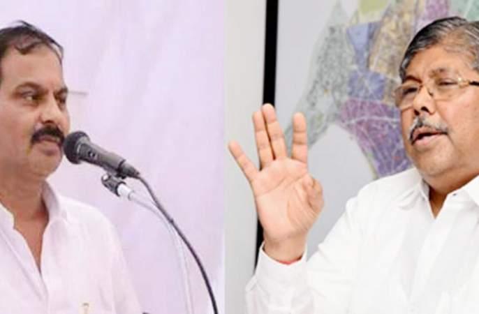 You are not afraid of Chandrakant Patil's threat: Sanjay Shinde | चंद्रकांत पाटील यांच्या धमकीला आपण घाबरत नाही : संजय शिंदे