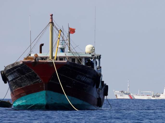 customs officials seizes Chinese ship going to Pakistan with missile system | मिसाईल यंत्रणा घेऊन पाकिस्तानला जाणारे चिनी जहाज पकडले, मोठ्या कारस्थानाचा पर्दाफाश