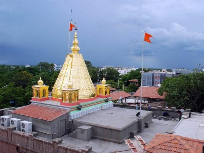 Ganapati Bappa of Sainagari became eighty years old | साईनगरीतील गणपती बाप्पा झाले ऐंशी वर्षांचे
