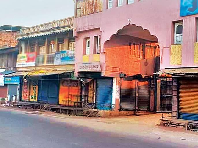 Saibaba's birthplace controversy: Shirdir's closure temporarily behind | साईबाबांच्या जन्मस्थळाचा वाद : शिर्डीकरांचा बंद तात्पुरता मागे; आज मुख्यमंत्री तोडगा काढणार