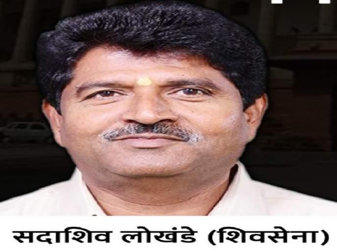 Kopargaon:bjp factar lead by sadashiv lokhande | कोपरगाव : भाजपच्या बळावरच लोखंडे यांना मताधिक्य