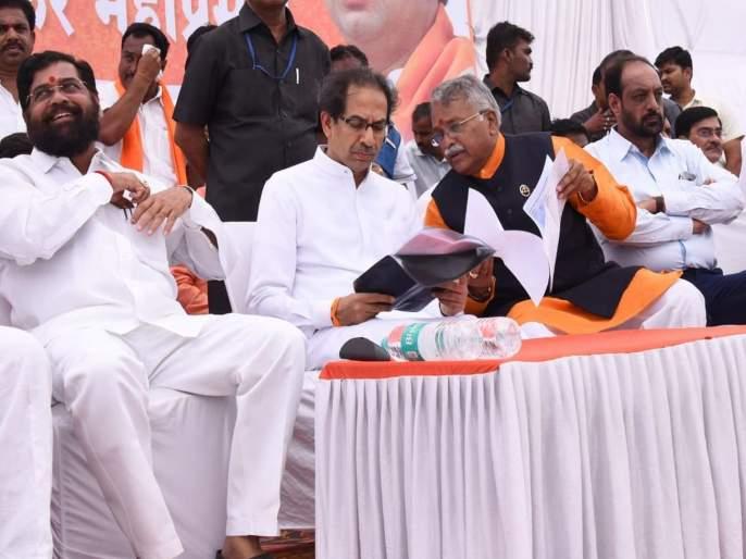 The defeat of Chandrakant Khaire is my defeat - Uddhav Thackeray | चंद्रकांत खैरे यांचा पराभव हा माझा पराभव - उद्धव ठाकरे