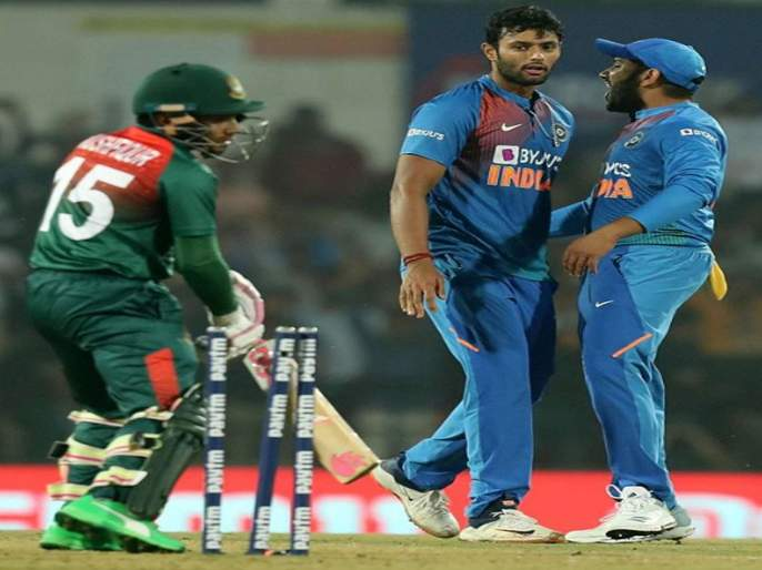 India Vs Bangladesh, 3rd T20I Live Score Updates, Ind Vs Ban Highlights and Commentary in Marathi | India Vs Bangladesh, 3rd T20I : दीपक चहरचे सहा बळी, भारताचा मालिका विजय