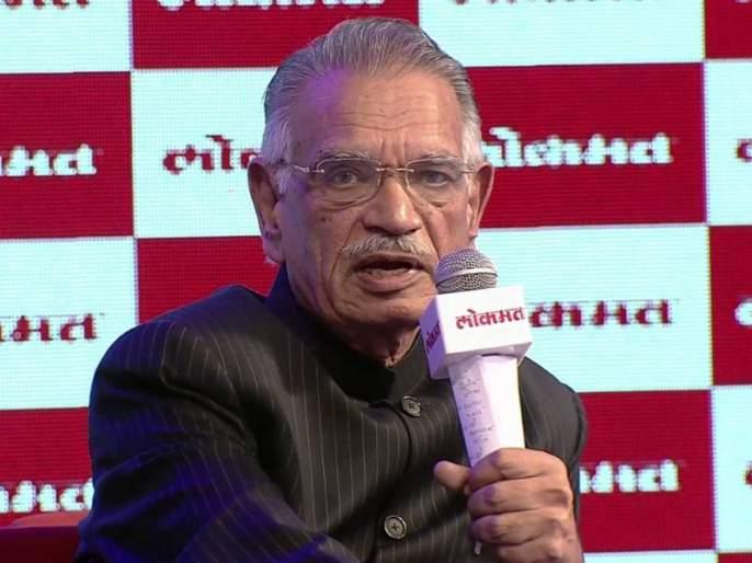 Who are the culprits of Nana-Tanushree, who are you to decide? Shivraj Patil-Chakurkur question! | नाना-तनुश्रीपैकी दोषी कोण, हे ठरविणारे आपण कोण ? शिवराज पाटील-चाकूरकरांचा सवाल!