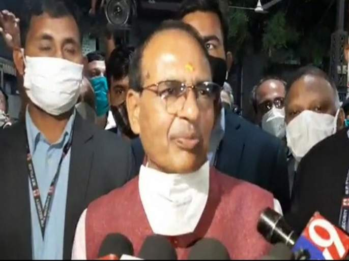 Madhya Pradesh Chief Minister Shivraj Singh Chavan, along with farmers in the country, claims Modi | देशातील शेतकरी मोदींच्या बरोबर,मध्यप्रदेशचे मुख्यमंत्री शिवराजसिंग चव्हाण यांचा दावा