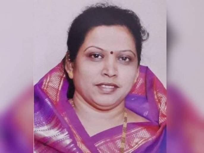 Nashik Shiv Sena corporator Kalpana Pandey passes away   नाशिक : शिवसेना नगरसेविका कल्पना पांडे यांचे निधन