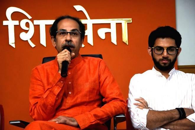 Maharashtra Election, Maharashtra Government:.. So the puppies of the abandoned government are happy; Shiv Sena Target BJP | महाराष्ट्र निवडणूक 2019 : ...म्हणून मावळलेल्या सरकारची पिल्ले खूश आहेत; शिवसेनेची भाजपावर जहरी टीका