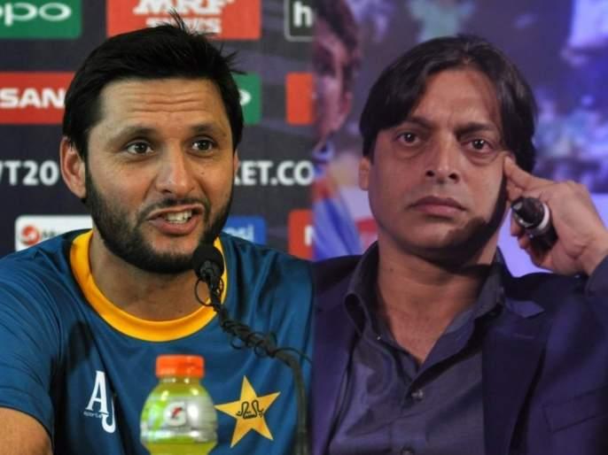 "Shahid Afridi and Shoaib Akhtar Hails India's ""Astonishing Series Win"" Over Australia | ९ बाद ३६ वरून टीम इंडियावर टीका करणारे शाहिद आफ्रिदी, शोएब अख्तर आज म्हणतात..."