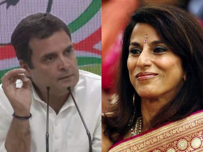 Whether Rahul Gandhi stays or goes, Writer Shobha De reaction on Congress President | राहुल काँग्रेसच्या अध्यक्षपदी असो किंवा नसो, काय फरक पडणार? - लेखिका शोभा डे