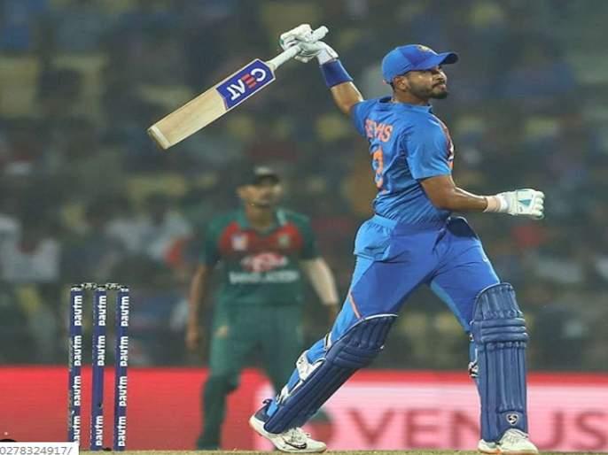 India Vs Bangladesh, 3rd T20I : KL Rahul and Shreyas Iyer score half century; Team India set 175 runs target | India Vs Bangladesh, 3rd T20I : लोकेश राहुल, श्रेयस अय्यरनं तारलं; टीम इंडियानं मोठा पल्ला गाठला