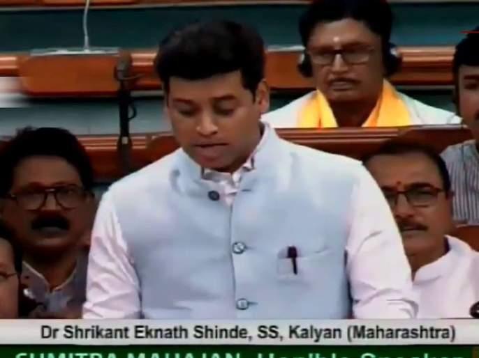 Give martyr status to doctors who lost their lives while performing duty in Corona crisis says shiv sena MP Shrikant Shinde | कोरोना संकटात सेवा बजावताना जीव गमावलेल्या डॉक्टरांना शहीदाचा दर्जा द्या- खासदार श्रीकांत शिंदे