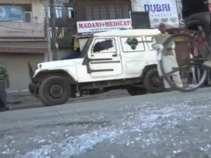 grenade attack in jammu and kashmirs Srinagar search operation underway | श्रीनगरच्या हाय सिक्युरिटी झोनमध्ये ग्रेनेड हल्ला; सर्च ऑपरेशन सुरू