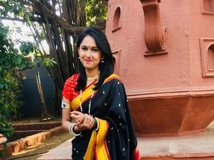 Shruti and Kartik first MakarSankrat in Saare Tuzyach Sathi Serial | 'सारे तुझ्याच साठी'मध्ये श्रुती आणि कार्तिकच्या लग्नानंतरची पहिली मकर संक्रांत