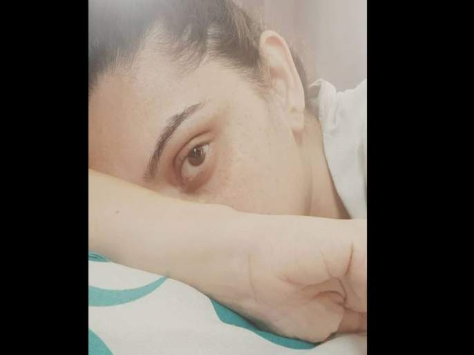 Get Well Soon: Actress Shruti Marathe will be back soon, thanks to the fans who gave the message | Get Well Soon: ही अभिनेत्री लवकरच बरी होऊन परतणार, मेसेज देऊन मानले चाहत्यांचेही आभार