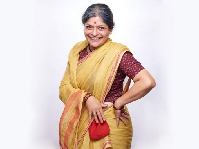 Shrija Prabhudesai Next Matahi Drama   शृजा प्रभूदेसाई साकारणार आजी, या नाटकात झळकणार महत्त्वपूर्ण भूमिकेत