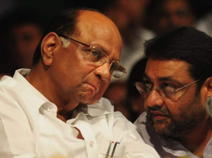 """MLAs who defected from NCP to BJP are eager to rejoin the party; A decision will be made soon. ""   ""राष्ट्रवादीतून भाजपात गेलेले आमदार पुन्हा पक्षात येण्यास आतुर; लवकरच निर्णय घेणार"""