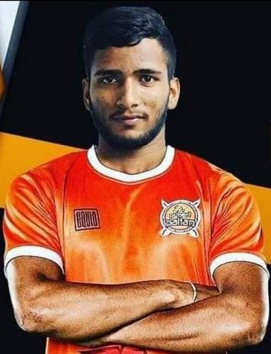 Chiplun's Shubham Shinde selected for Indian team   चिपळूणच्या शुभम शिंदेंची भारतीय संघात निवड