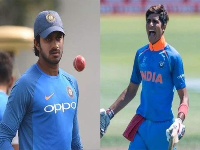 India vs Australia Shubman Gill Vijay Shankar to replace KL Rahul and Hardik Pandya | के. एल. राहुल, पांड्याच्या जागी विजय शंकर, शुभमन गिलला संधी