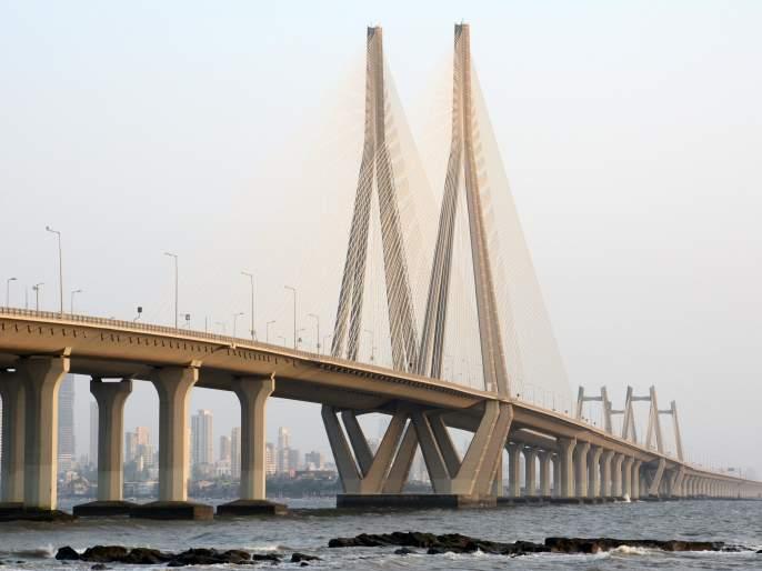 Decrease in minimum temperature in Mumbai   मुंबईच्या किमान तापमानात घट
