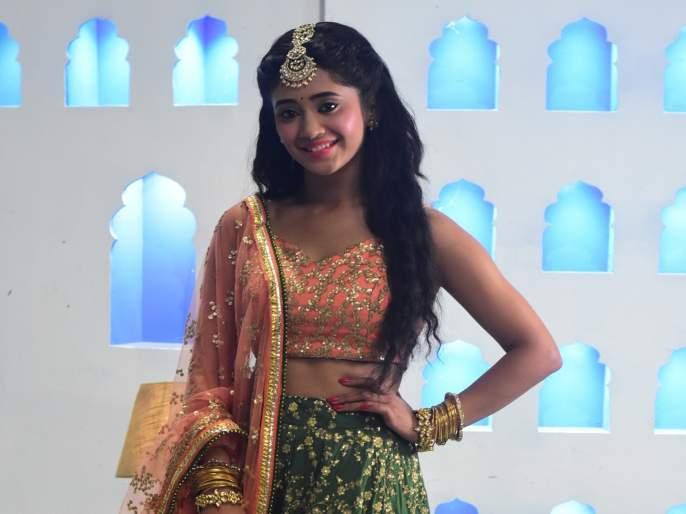 Makers get real bridal jewellery from Jaipur for a scene on the show   'ये रिश्ता क्या कहलाता है!'तील एका प्रसंगासाठी निर्मात्यांनी जयपूरहून मागविले खरे दागिने
