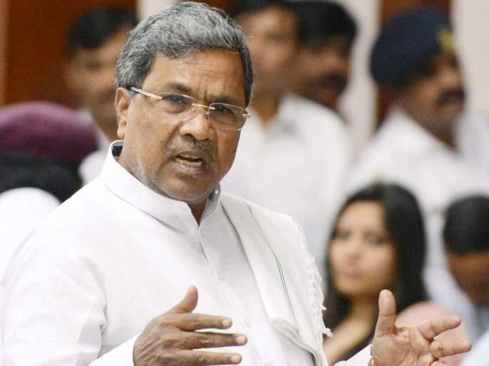 Sarkaramaye created masterplan to save the unstable Karnataka government | अस्थिर कर्नाटक सरकार वाचवण्यासाठी सिद्धारामय्यांनी बनवला 'हा' मास्टरप्लान