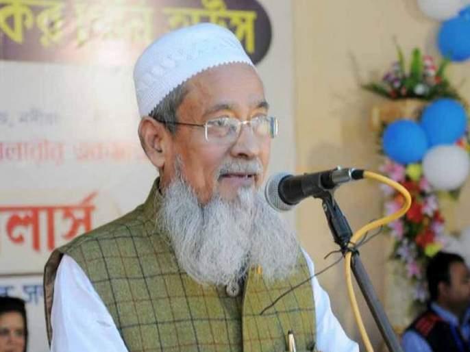 We Will Not Accept Law Against Triple Talaq says Mamta Banerjees Minister Siddiqullah Chowdhury | आम्ही तिहेरी तलाक कायदा मानत नाही; ममता बॅनर्जींच्या मंत्र्यांचं वादग्रस्त विधान