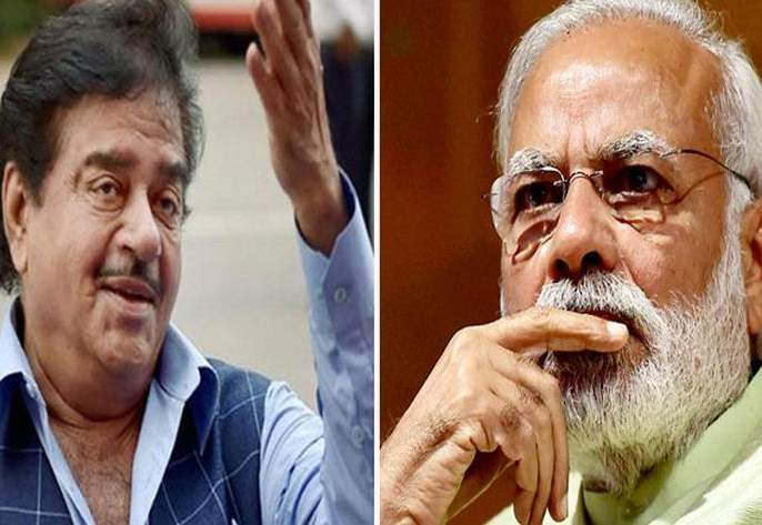 shatrughan sinha asked pm modi please do a press conference Lok Sabha Election 2019 | 'मोदीजी एवढं काम कराच, अन्यथा इतिहासात सर्वात खाली जाल'