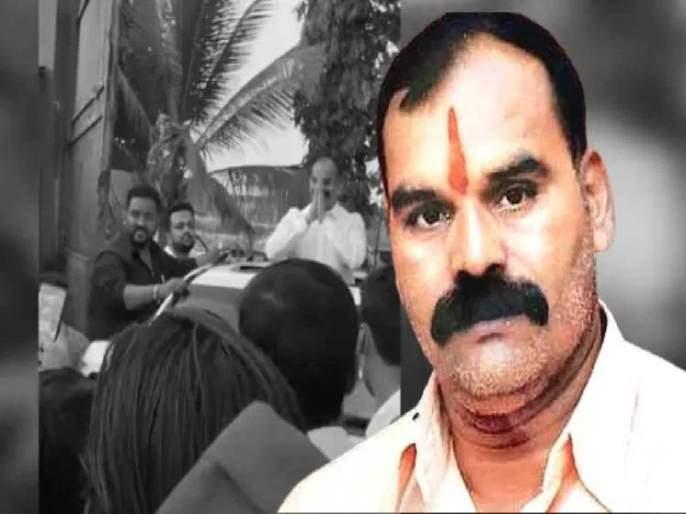 The infamous goons Gaja Marane were again arrested by Pune Police in Satara | कुख्यात गुंड गजा मारणेला पुन्हा बेड्या ठोकल्या; सातारमध्ये पोलिसांची धडक कारवाई