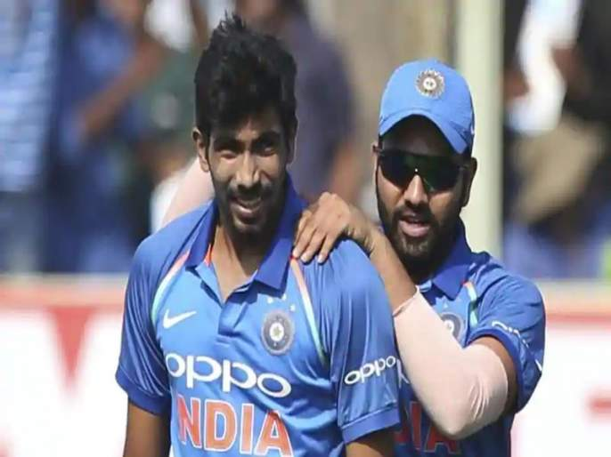Rohit-Bumrah has 19 matches, but there is no batting together | रोहित-बुमराहचे ९८ सामने, पण एकत्र फलंदाजी नाहीच