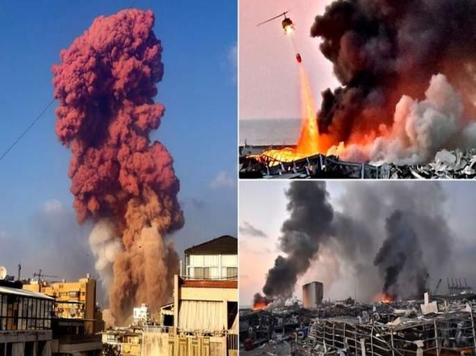Chennai Authorities Prepare to Move Huge Consignment of Ammonium Nitrate   Beirut Blast: भारतातही बैरुतसारख्या स्फोटाचा धोका; सरकारी यंत्रणांनी सुरु केल्या हालचाली