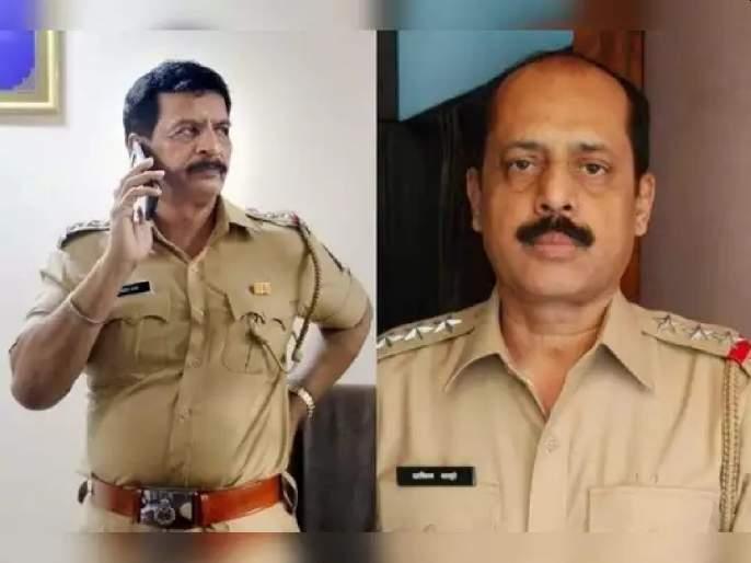 Sachin Vaze:Pradip Sharma had met BJP leader for Sachin Vaze to take him to the police service | Sachin Vaze: 'तो' भाजपा नेता कोण?; सचिन वाझेला पोलीस सेवेत घेण्यासाठी प्रदीप शर्मानं घेतली होती भेट