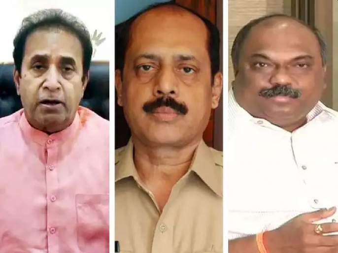 "Sachin Vaze: ""Will Anil Parab resign like Anil Deshmukh? Congress Sanjay Nirupam Target Shivsena   Sachin Vaze:""आता नैतिकतेच्या आधारावर अनिल देशमुखांप्रमाणे अनिल परबही राजीनामा देणार का?"""