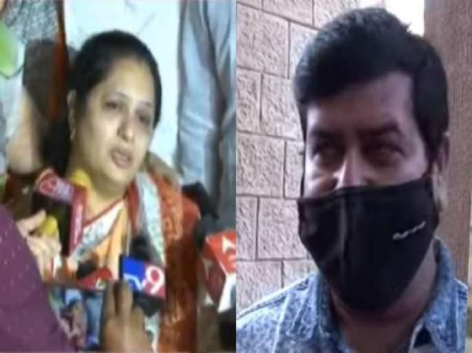 Mukesh Ambani bomb scare: Mansukh Hiren family not satisfied with postmortem report   Mukesh Ambani bomb scare: पोस्टमोर्टम रिपोर्टवर मनसुख हिरेन कुटुंबीय समाधानी नाही; उच्चस्तरीय चौकशीची मागणी