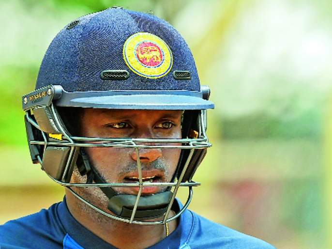 Kumar Sangakkara misses Mathews in World Cup final | विश्वचषकाच्या अंतिम सामन्यात मॅथ्यूजची उणीव जाणवली- कुमार संगकारा